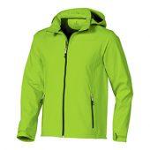 """Куртка софтшел """"Langley"""" мужская, зеленое яблоко ( 3XL ), арт. 001894603"""