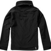 """Куртка софтшел """"Langley"""" мужская, черный ( XL ), арт. 001893203"""