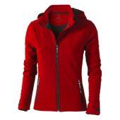 """Куртка софтшел """"Langley"""" женская, красный ( L ), арт. 001888303"""