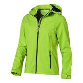 """Куртка софтшел """"Langley"""" женская, зеленое яблоко ( 2XL ), арт. 001890503"""