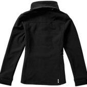 """Куртка софтшел """"Langley"""" женская, черный ( S ), арт. 001889103"""