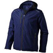 Куртка «Smithers» мужская, темно-синий ( 2XL )