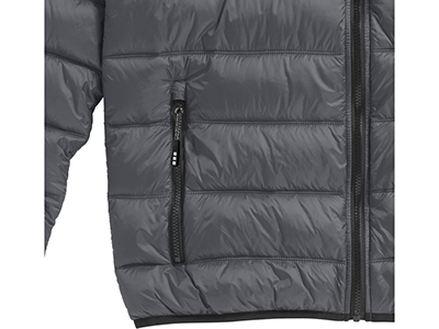 """Куртка """"Norquay"""" мужская, стальной серый ( S )"""