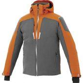 "Куртка ""Ozark"" мужская, серый/оранжевый ( M )"