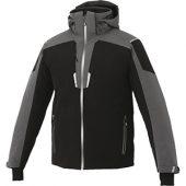 "Куртка ""Ozark"" мужская, черный/серый ( XL ), арт. 001629903"