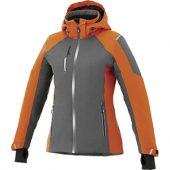 """Куртка """"Ozark"""" женская, серый/оранжевый ( L ), арт. 001630703"""