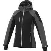 "Куртка ""Ozark"" женская, серый/белый ( L ), арт. 001631503"