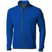 Куртка флисовая «Mani» мужская, синий ( L )