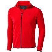 Куртка флисовая «Brossard» мужская, красный ( 3XL )