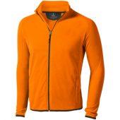 """Куртка флисовая """"Brossard"""", мужская, оранжевый ( XL ), арт. 001904303"""