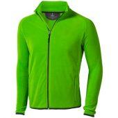 Куртка флисовая «Brossard» мужская, зеленое яблоко ( L )