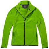 """Куртка флисовая """"Brossard"""" женская, зеленое яблоко ( XL ), арт. 001896103"""