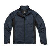 "Куртка ""Richmond"" мужская на молнии, серый меланж ( XL )"