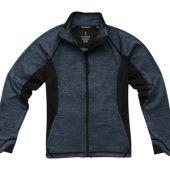 "Куртка ""Richmond"" женская на молнии, серый меланж ( XL ), арт. 001848703"