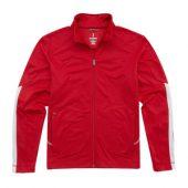Куртка «Maple» мужская на молнии, красный ( L )