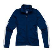 Куртка «Maple» женская на молнии, темно-синий ( S )