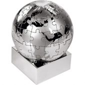 Паззл в виде земного шара с автомобилем, арт. 000308103