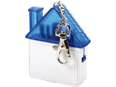 Набор отверток в виде домика с карабином, белый/синий, арт. 000189203