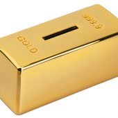 Копилка «Слиток золота», арт. 000375803