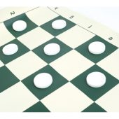 Набор игр в чехле: шахматы, шашки, арт. 000582303