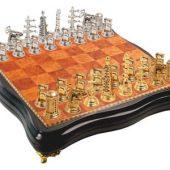 Шахматы «Нефтяные», арт. 000320603