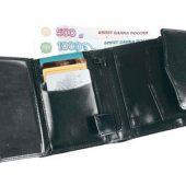 Портмоне с отделениями для кредитных карт и монет, черный, арт. 000516703