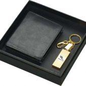 Набор William Lloyd : портмоне, флеш-карта USB 2.0 на 8 Gb