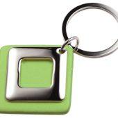 Брелок, зеленый/серебристый, арт. 000664703