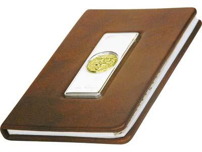Записная книжка «Голова льва» Luigi Pesaresi, арт. 000073103