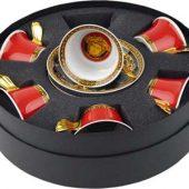 Чайный набор на 6 персон Versace «Medusa»