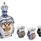 *Набор для водки «Россия», арт. 000292603