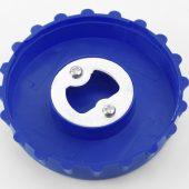Складной стакан на 200 мл с открывалкой в виде бутылочной крышки, арт. 000125003