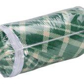Плед в чехле, зеленая клетка, арт. 000987703