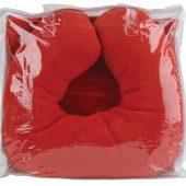 Набор для путешествий с комфортом: плед и подушка под голову, в чехле, арт. 000581603