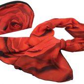Набор «Роза»: косметичка и шарф, арт. 000998303