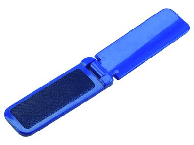 Щетка для одежды, синий, арт. 001274903