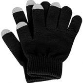 Перчатки для сенсорного экрана, черный, размер L/XL ( L/XL )