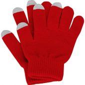 Перчатки для сенсорного экрана, красный, размер L/XL ( L/XL ), арт. 001274103