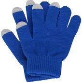 Перчатки для сенсорного экрана, синий, размер L/XL ( L/XL )