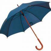 Зонт трость «Palmire», механический 23″, темно-синий