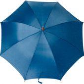 Зонт-трость полуавтоматический с деревянной ручкой, арт. 000075603