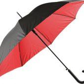 Зонт-трость полуавтоматический двухслойный, арт. 000538603