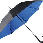 Зонт-трость полуавтоматический двухслойный, арт. 000538503