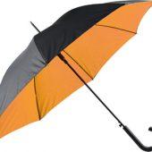 Зонт-трость полуавтоматический двухслойный, арт. 000538703