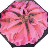 Набор «Георгин»: зонт складной полуавтоматический и сумка для шопинга, арт. 000998703