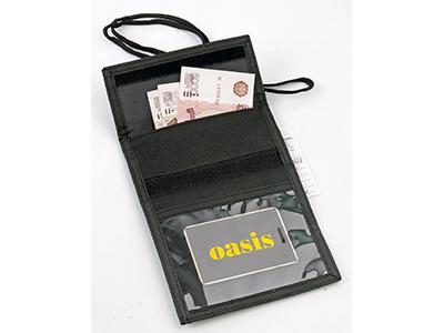 Нагрудное дорожное портмоне со шнурком, арт. 000154103