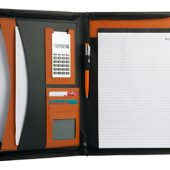 Папка для документов с блокнотом и калькулятором, арт. 000308603