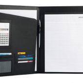Папка для документов с блокнотом, калькулятором и держателем для ручки, арт. 000243103