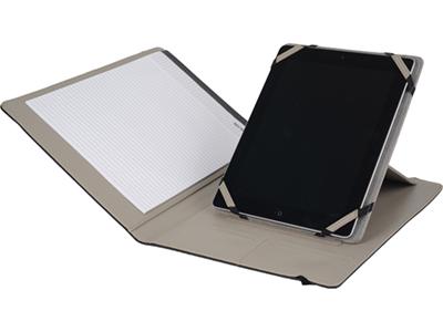 Папка для документов с блокнотом и подставкой для iPad, арт. 000674103