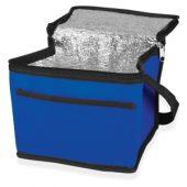 "Сумка-холодильник ""Альбертина"", синий"